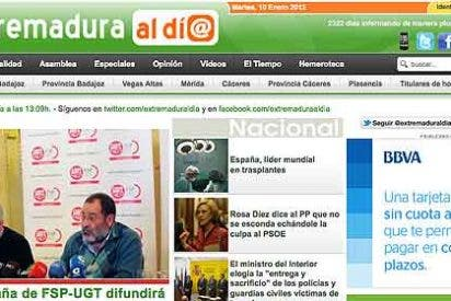 Cierra 'Extremadura al día' acogotado por la crisis