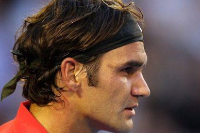 Federer tumba a Del Potro en su partido número 1.000