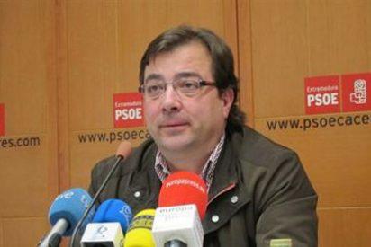 Vara, indignado porque se garantice el AVE a Galicia y Murcia