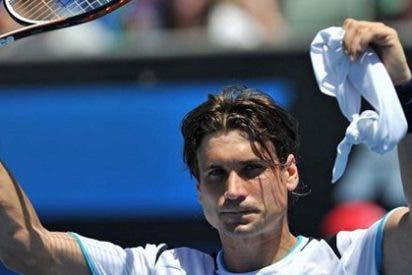 Ferrer necesita cinco sets para superar a Sweeting (6-7, 6-2, 3-6, 6-2 y 6-3)