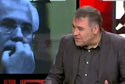 """Inda llama """"Rubalcator"""" a García Ferreras por su defensa de Garzón"""
