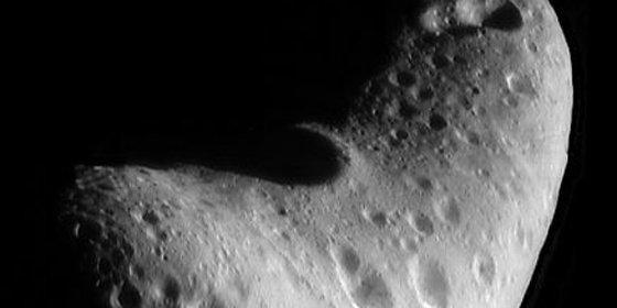 El asteroide Eros se podrá ver con detalle desde la Tierra