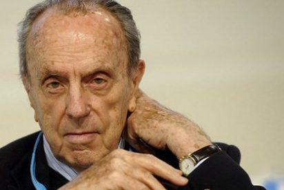 El ex presidente galllego Manuel Fraga será enterrado en Perbes