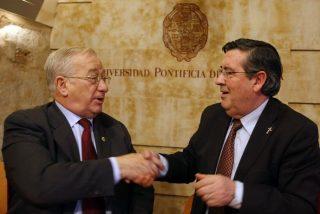 Convenio entre la Upsa y el colegio oficial de Psicólogos de Castilla y León