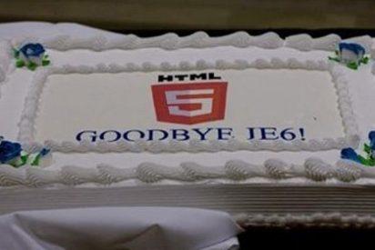 "Microsoft celebra ""la muerte"" de Internet Explorer 6"