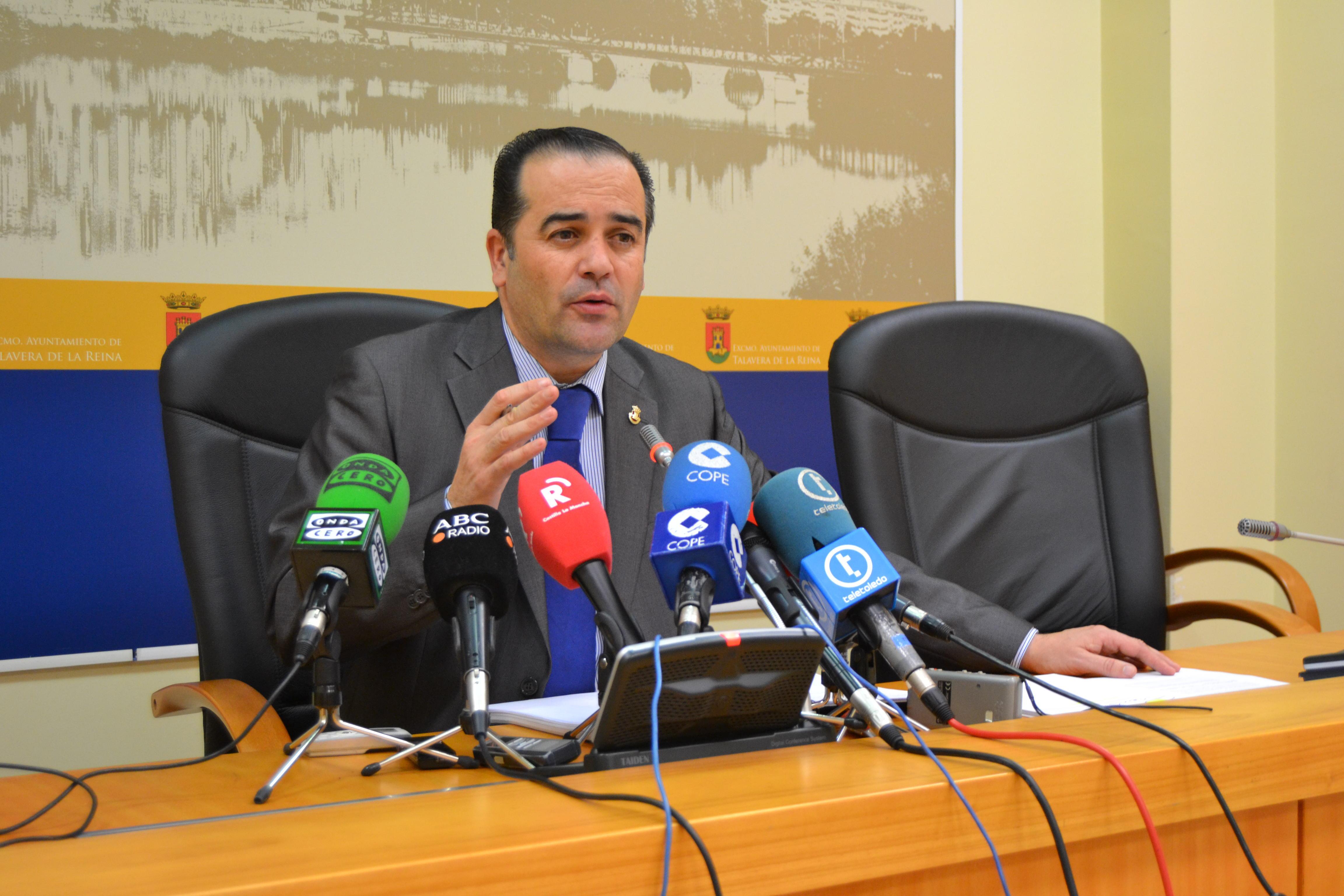 El ayuntamiento de Talavera incoa expediente contra FCC por incumplimiento de contrato del sistema wifi