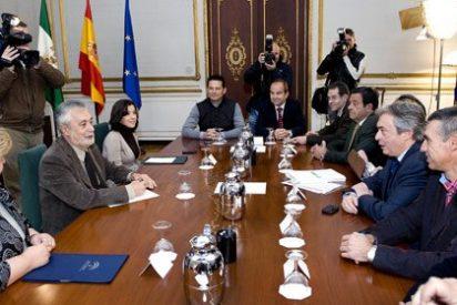 El presidente Griñán se suma a la 'guerra' agrícola contra el acuerdo de la UE con Marruecos