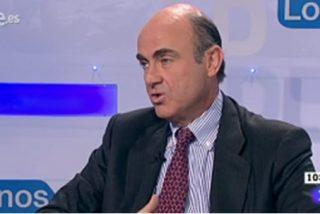 """Ana Pastor a Luis de Guindos por ponerse de perfil con el escándalo de Lehman Brothers: """"No me líe, ministro"""""""