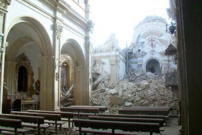 La Conferencia Episcopal contribuirá a pagar la reconstrucción de la Iglesia de Santiago