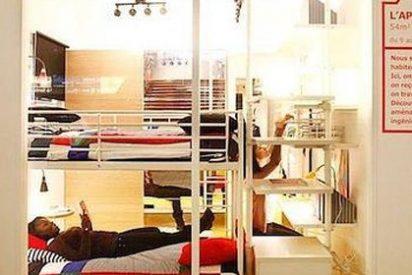 Un 'reality show' en el metro de París patrocinado por Ikea