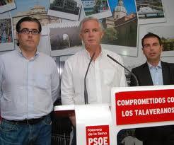 Militantes de Talavera piden en un manifiesto mayor participación de las bases