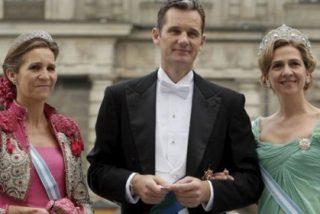 El fiscal no investigará a la Infanta Cristina por la actividad de Urdangarín