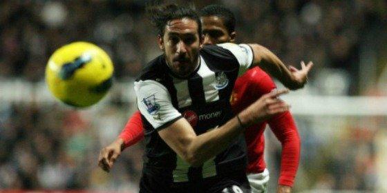 El Manchester United se la pega ante el Newcastle en Sant James' Park (3-0)