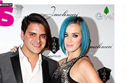 Katy Perry reaparece espléndida tras la ruptura con Russell Brand