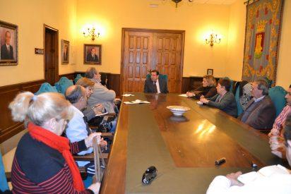 El alcalde de Talavera cree que ha hecho lo que tenía que hacer para que el AVE llegue a Talavera