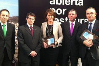 Lorca agradece a Navarra la ayuda recibida tras el terremoto