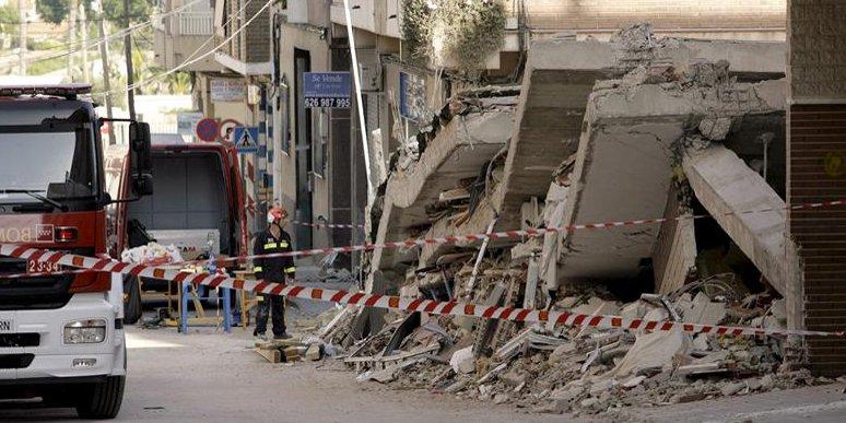 Otro terremoto en Lorca podría traer consecuencias fatales