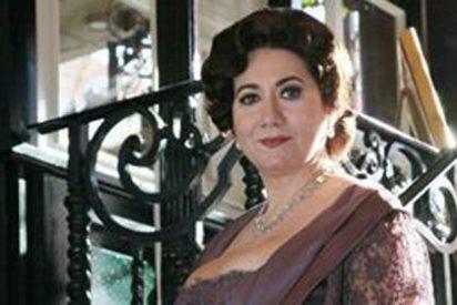 """Luisa Martín: """"Se ha despertado la sensualidad en mis personajes"""""""