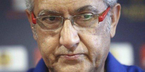 """Gregorio Manzano confirma que el diseño del Atlético se hace bajo el punto de vista de Gil Marín: """"Estábamos de acuerdo en jugar con tres medios"""""""