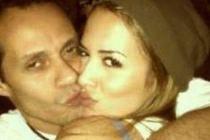 Marc Anthony olvida a Jennifer Lopez con una modelo mexicana