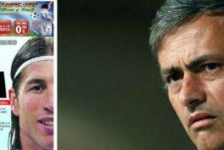 """Mourinho tira balones fuera: """"No leo 'Marca'"""""""