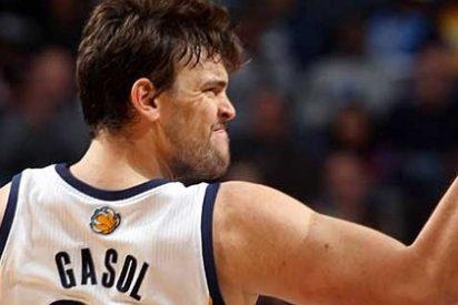 Marc Gasol guía a los Grizzlies hacia la victoria ante Sacramento (113-96)