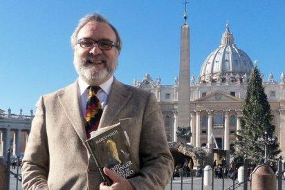 """Marco Politi: """"Benedicto XVI es un Papa a tiempo parcial"""""""