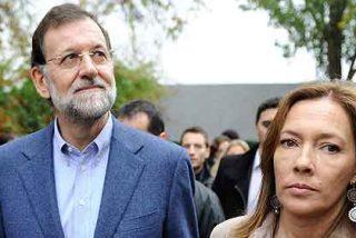 Rajoy y Viri hacen por fin la mudanza y se van de Aravaca a La Moncloa