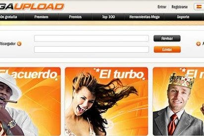 Más de 500.000 españoles entraban cada día a Megaupload