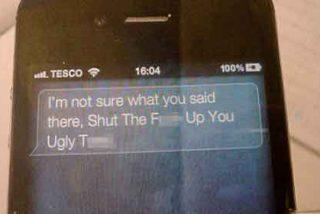 """iPhone a niña de 12 años: """"No se que has dicho, así que cierra la puta boca"""""""