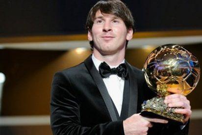 Lionel Messi, Cristiano Ronaldo y Xavi aspirantes al Balón de Oro 2011