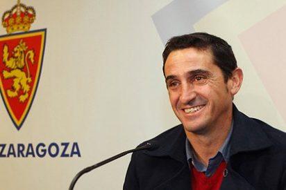 Manolo Jiménez presentado como nuevo técnico del Real Zaragoza