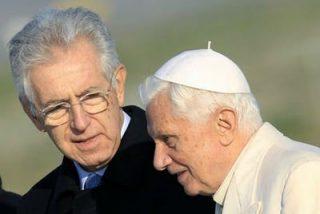 El Papa recibirá por primera vez a Mario Monti
