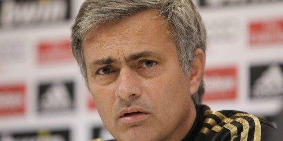 """Mourinho: """"Las derrotas tienen sólo un padre y ese soy yo"""""""