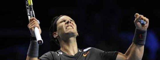 Rafael Nadal se hace con el tercer puesto al derrotar a Federer