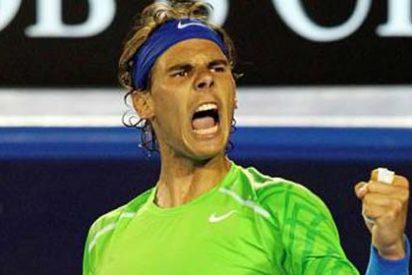 Nadal bate a Berdych 'a lo macho' y se cita con Federer en semifinales
