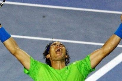 Rafa Nadal bate a Berdych y ya está en 'semis' del Open de Australia