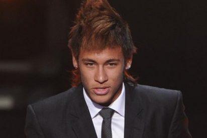 Neymar gana el 'Premio Puskas de la FIFA' al mejor gol de 2011