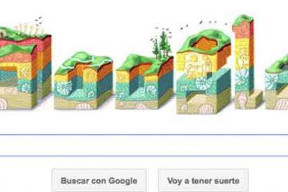 Google dedica su doodle al geólogo que negó las Sagradas Escrituras