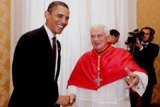 El Papa condena la políticas abortitas y anticonceptivas de la Administración Obama