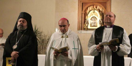 Oración ecuménica en Valencia