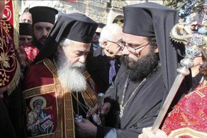 Navidad ortodoxa en Belén
