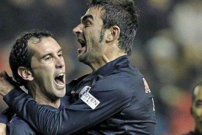 Simeone prolonga su buena estrella en Pamplona (0-1)