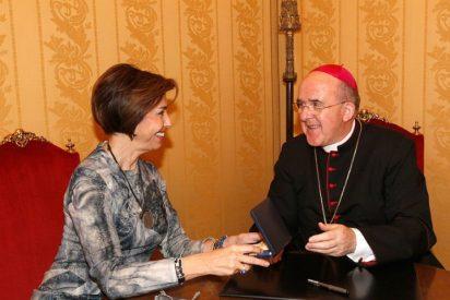 'Fundación Hortensia Herrero' firma un convenio con el arzobispado de Valencia