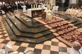 """Osoro alienta a los sacerdotes a ser """"hombres de Dios"""" ante el """"secularismo implantado"""""""
