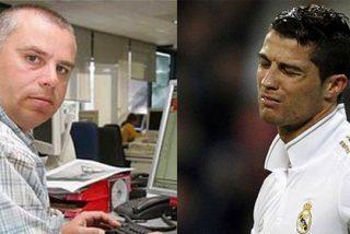 """Roberto Palomar: """"Cristiano Ronaldo es madridista de euro y Audi en la puerta"""""""