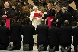 La liturgia, unidad de la Iglesia