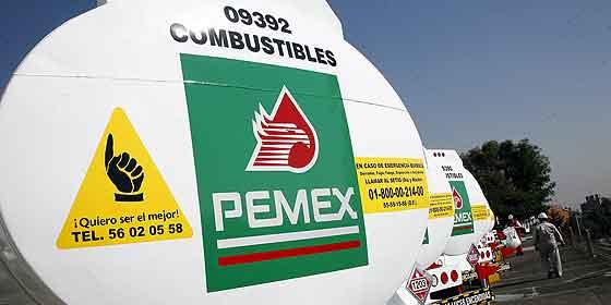 Pemex estudia subir al 12,5 % su participación en Repsol