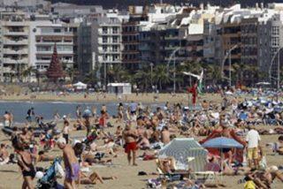 Las pernoctaciones hoteleras crecen un 12,3% en Canarias