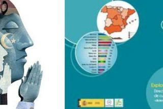 Banco de encuestas del Observatorio del Pluralismo Religioso en España